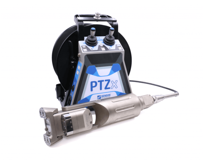 HD-PTZx カメラ検査システム